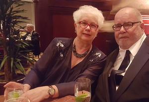 Johanna and husband